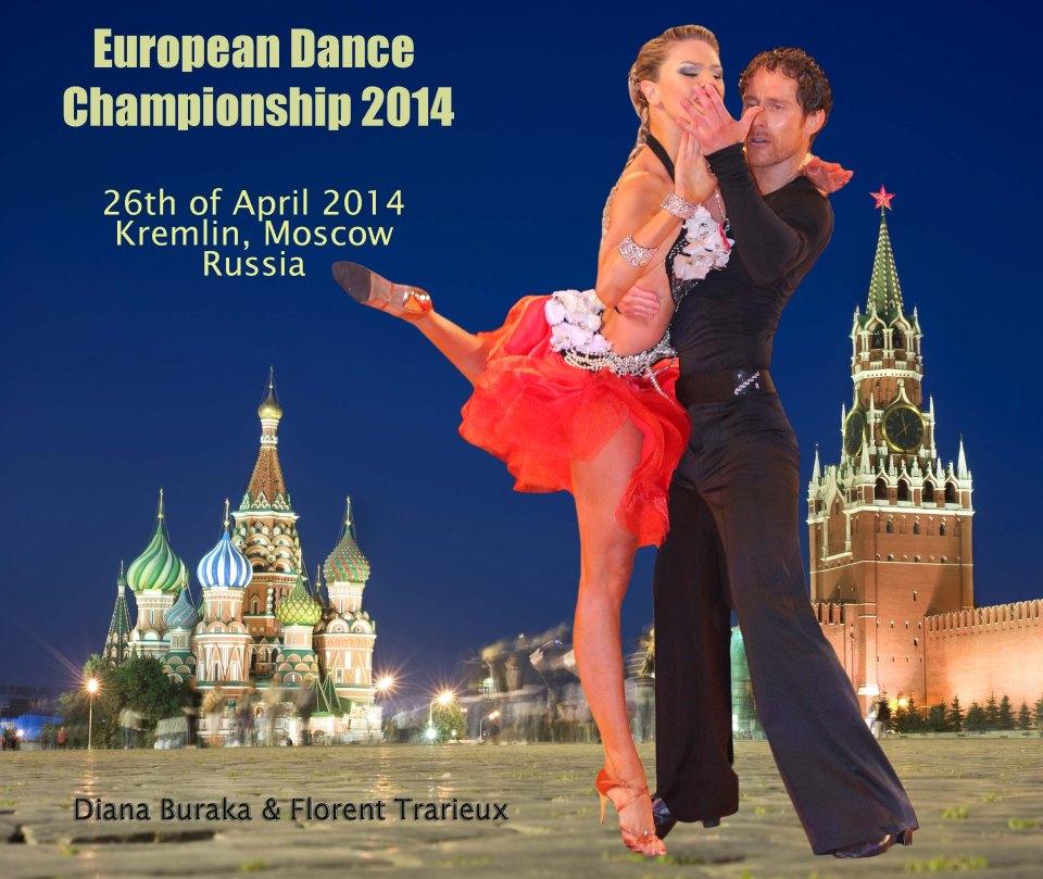 European Dance Championship 2014