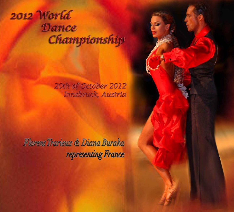 Diana Buraka & Florent Trariux_World Masters 1
