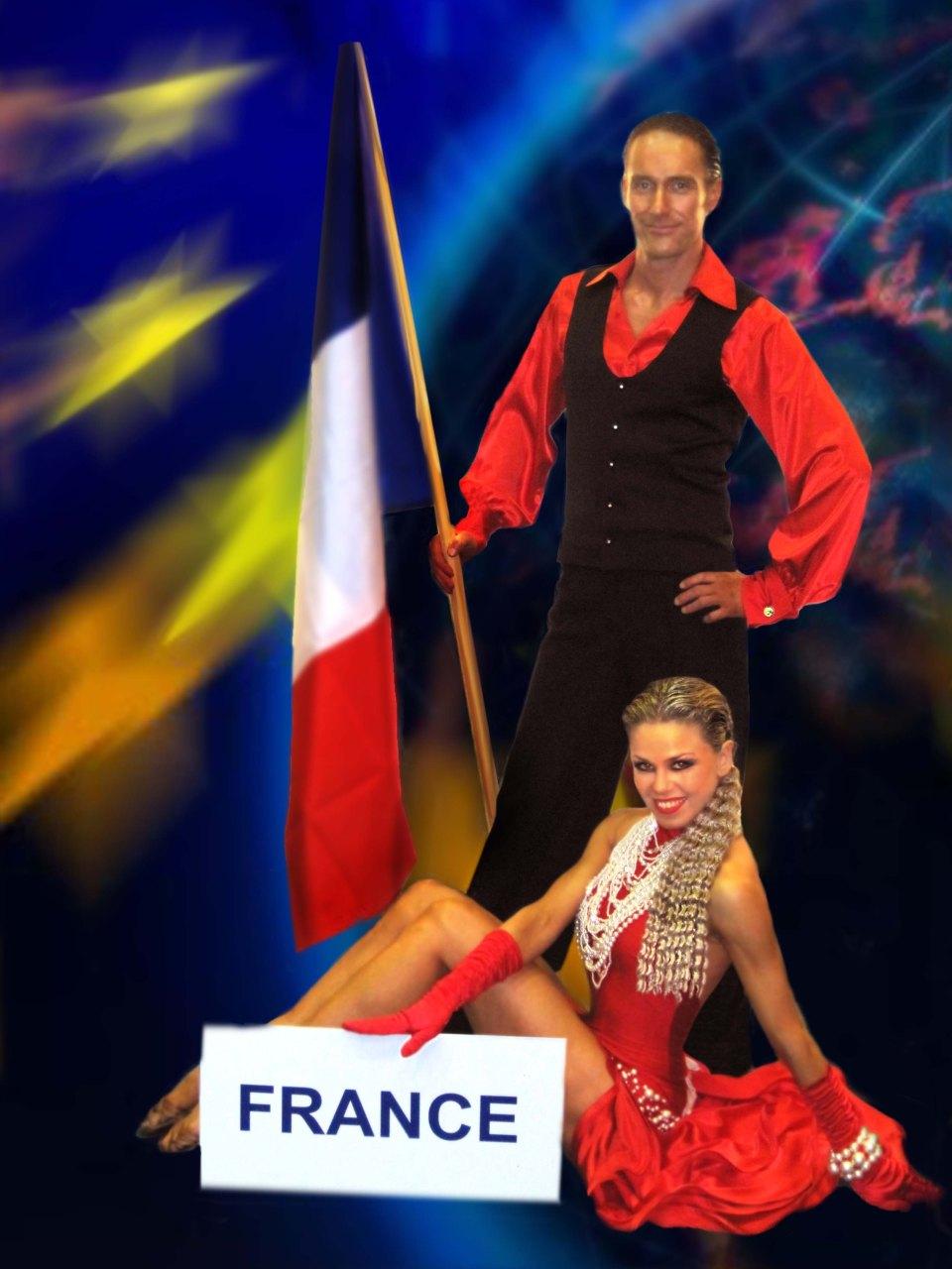 Diana Buraka_French Dance Championship 2013