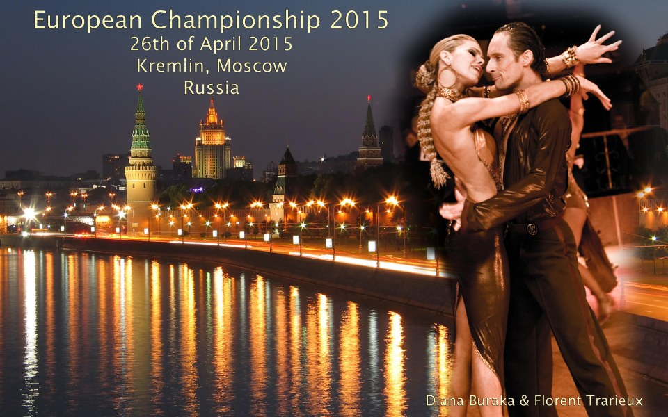 Diana Buraka - European Dance Championship