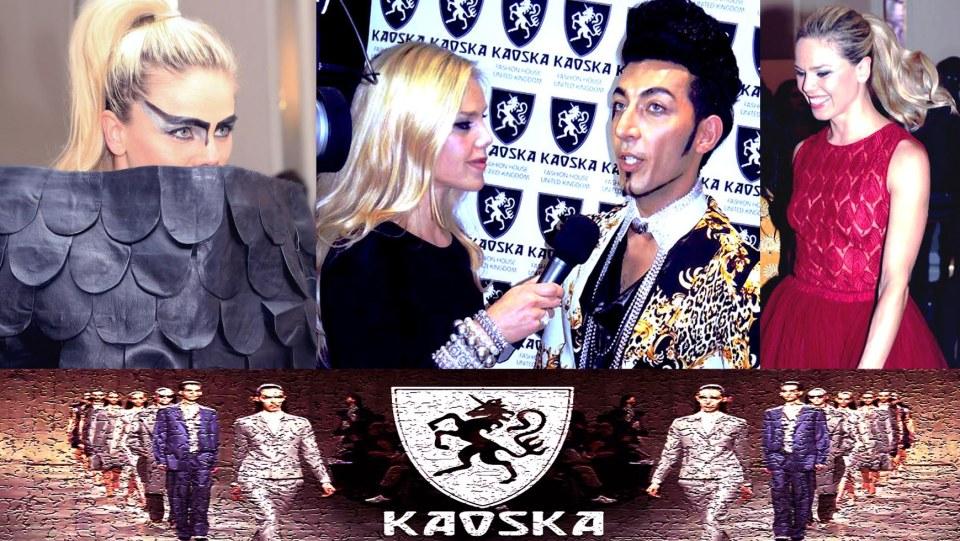 Diana Buraka - Kaoska - Catwalk