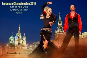 European Dance Championship_Moscow_Diana Buraka