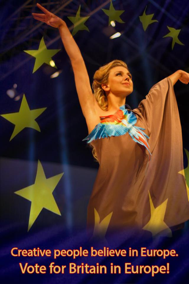 Diana Buraka_Creative People in Europe_UK Remain Vote