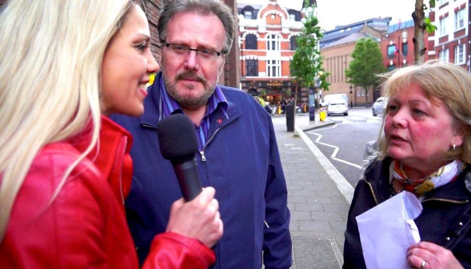 Diana Buraka_Intervieiwing Londoners