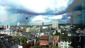 Pullman Cologne_view from the roof top bar_Diana Buraka