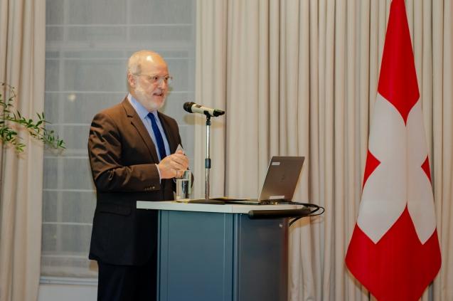 SwissEmbassy_Ambassador_Alexandre Fasel_22Oct19