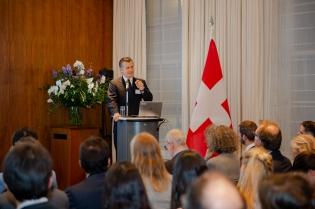 SwissEmbassy_Philipp Hildebrand_22Oct19